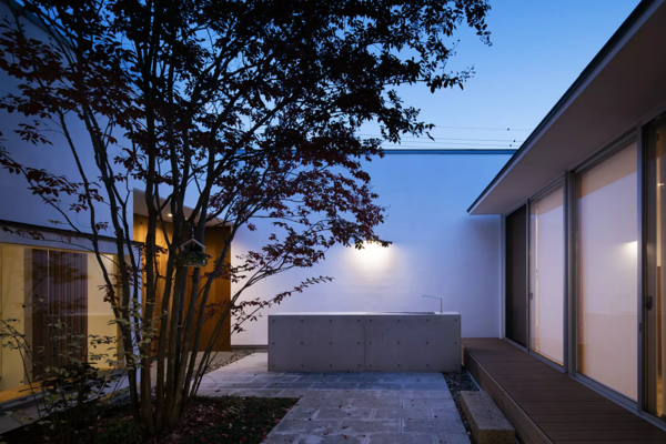 Photo 10 of House in Mihara modern home