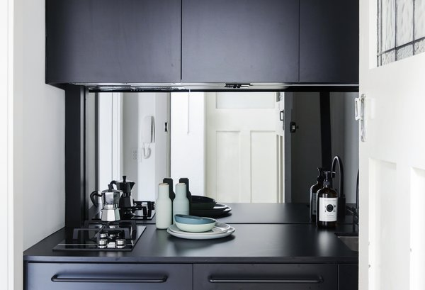 Modern home with kitchen. Photo  of Nano Pad