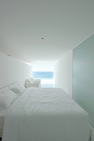 Modern home with bedroom. Photo 9 of Seaside House