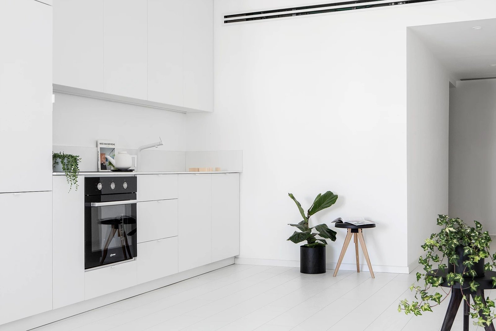 Tagged: Kitchen.  S|H Apartment by Leibal