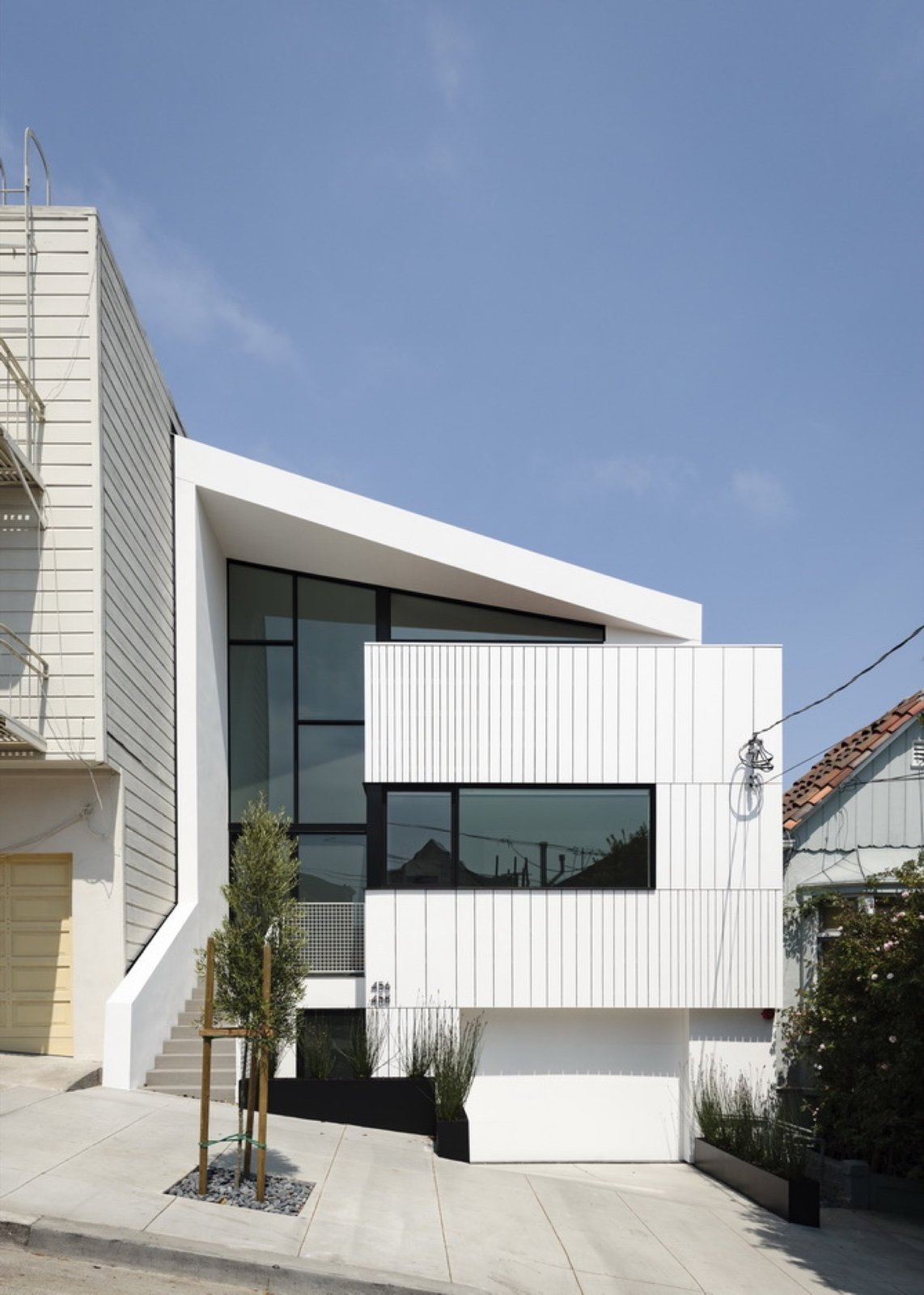 Switchback House by Leibal