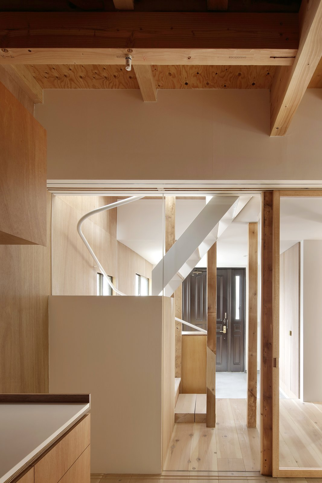 House for Four Generations by Leibal