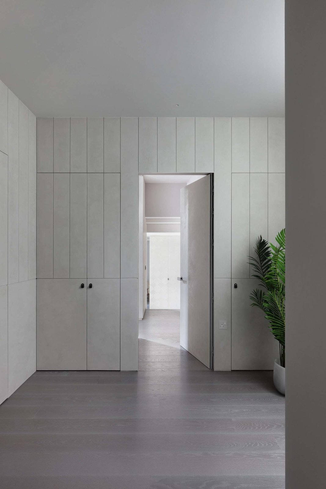 Tagged: Storage Room and Cabinet Storage Type.  Maida Vale Apartment by Leibal