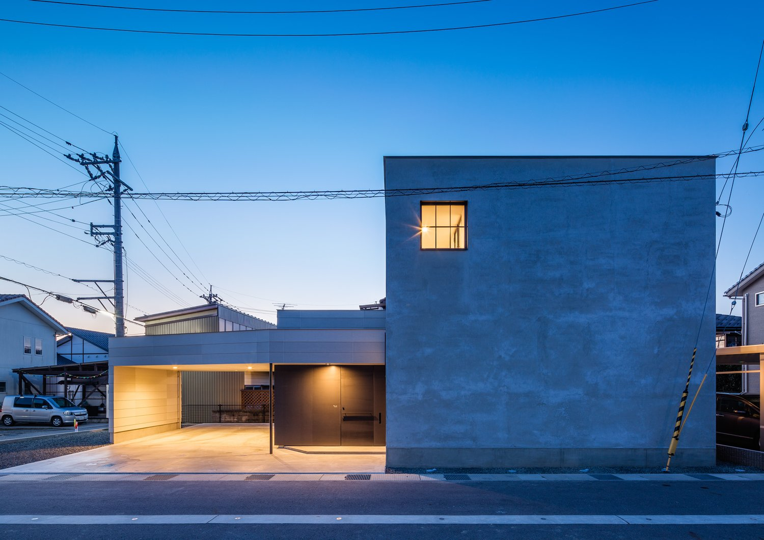 Tagged: Outdoor.  Residence in Takariya by Leibal