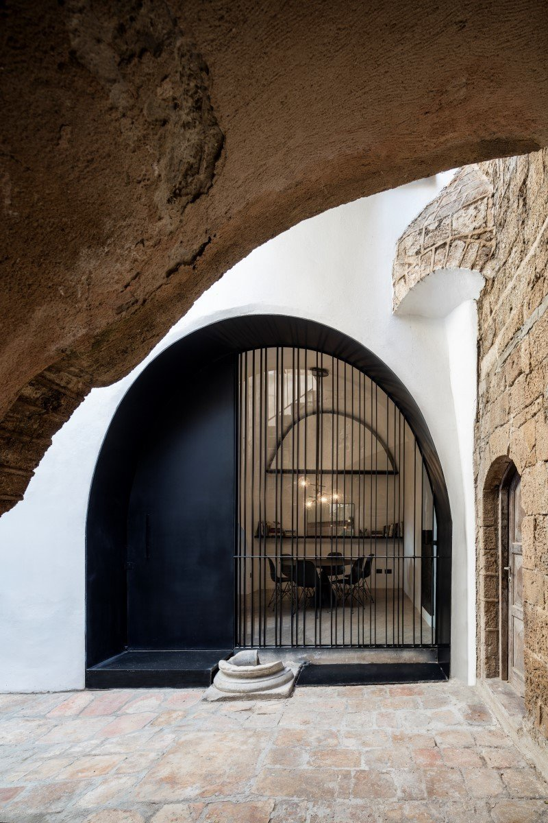Old Jaffa House by Leibal