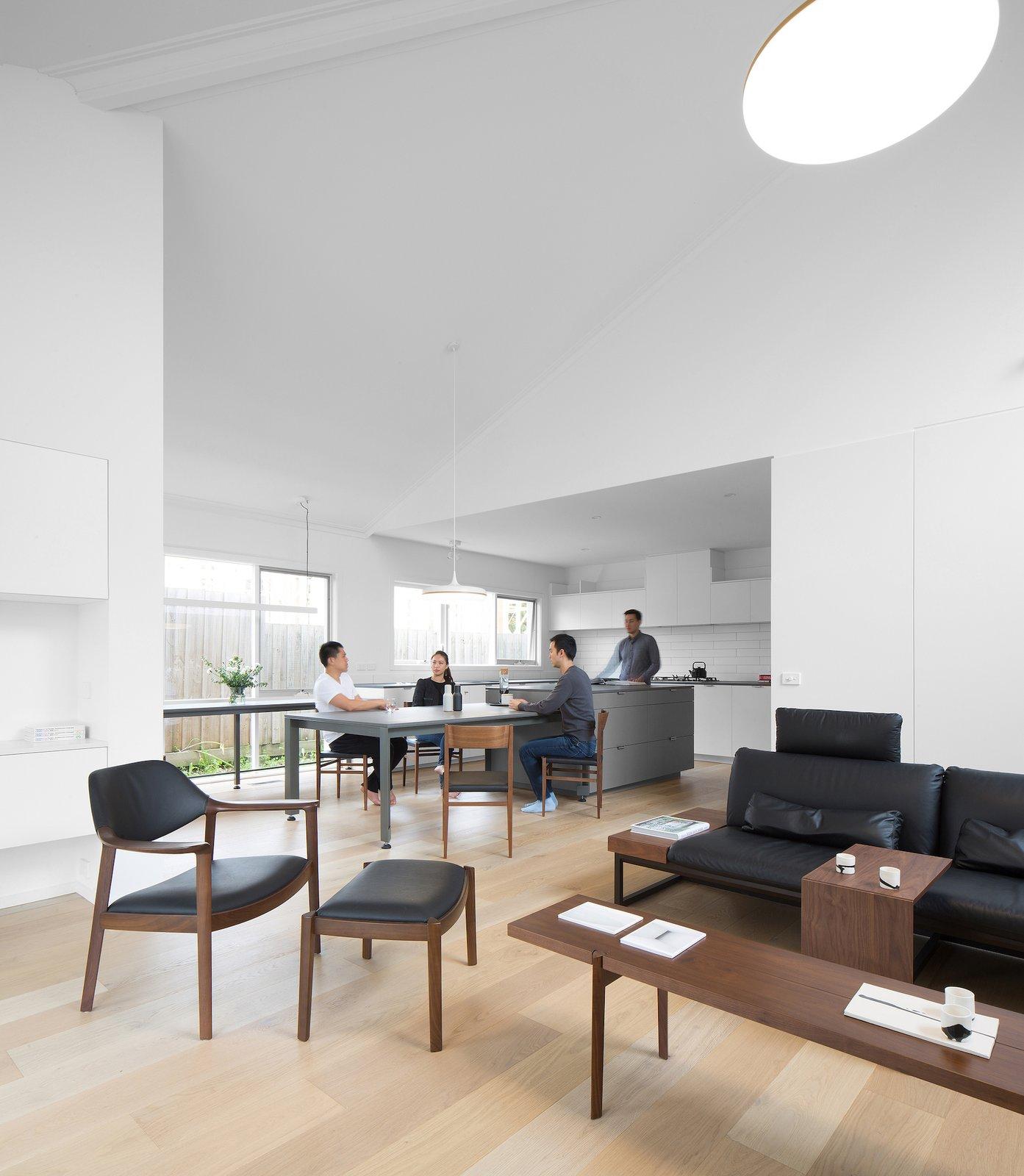 Corhampton Rd Residence by Leibal