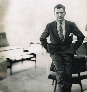 Knoll Inspiration:  In Conversation with  Helen Risom - Photo 2 of 8 - A young Jens Risom, c. 1939. Image courtesy of Jens Risom.