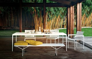 Richard Schultz: Always Pioneering - Photo 8 of 12 - The 1966 Collection by Richard Schultz. Image by Knoll.