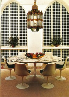 Yves Vidal: Knoll International - Photo 2 of 8 - Yves Vidal's York Castle in Tangiers, Morocco. Photograph from the Knoll Archive.