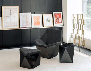 Prism™ Washington Collection in situ. Photograph by Knoll.