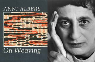 Recommended Reading: Books by Knoll Designers - Photo 3 of 6 - On Weaving by Anni Albers, 1974