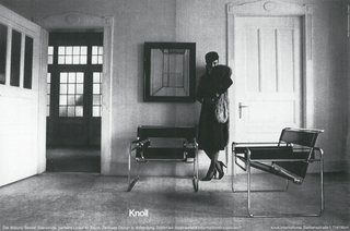 From the Knoll Archives: Wolf Kaiser - Photo 4 of 6 - Photograph by Richard Schenkirz from the Knoll Archive.