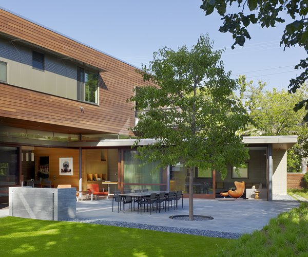 Photo 6 of Palo Alto Residence modern home