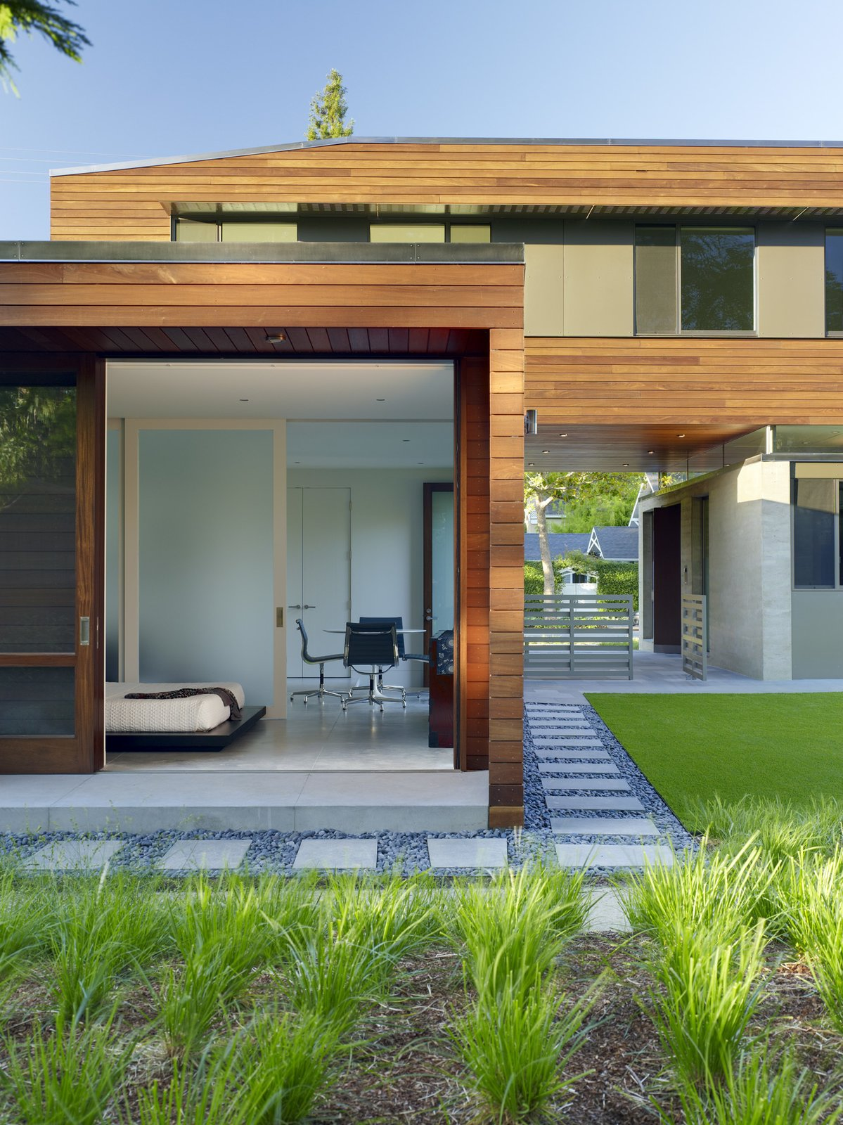 Palo Alto Residence by CCS Architecture