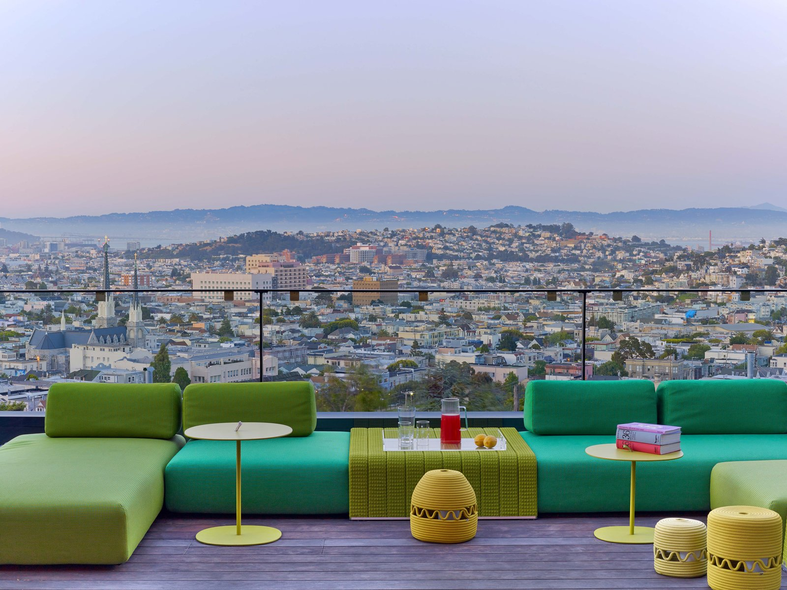 Tagged: Outdoor, Rooftop, Small Patio, Porch, Deck, and Wood Patio, Porch, Deck.  Glen Park Residence by CCS Architecture