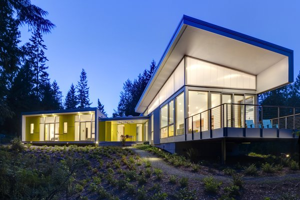building home design. Whidbey Artists  Retreat Modern living home design ideas inspiration and advice Dwell