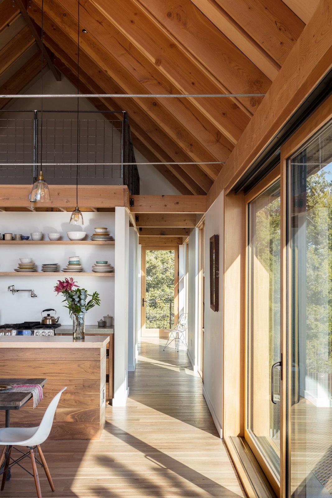 Tagged: Kitchen.  Big Cabin | Little Cabin by Renée del Gaudio Architecture