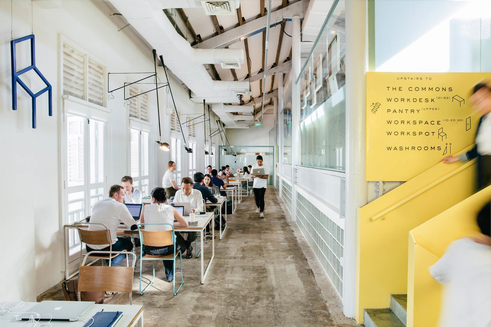 Photo 1 of 11 in These 6 Collaborative Coworking Spaces Will Give you Serious Office Envy