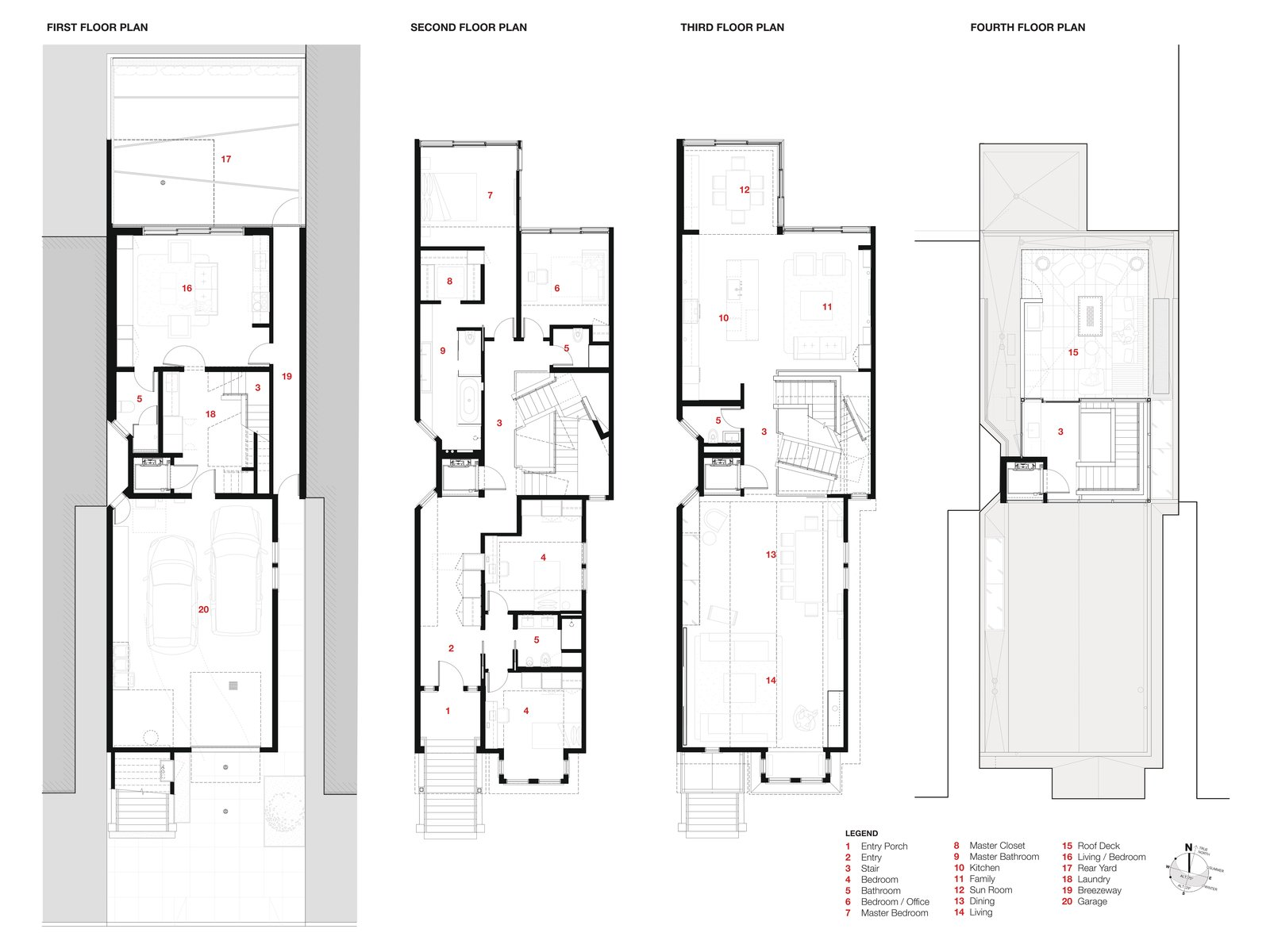 San francisco victorian houses floor plans for Floor design sf