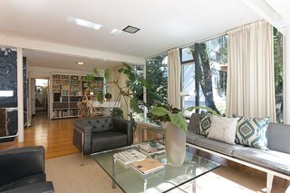 An Amazing Tree-Covered Glass House For Sale in the Berkeley Hills - Photo 7 of 20 -