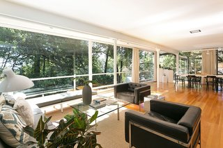 An Amazing Tree-Covered Glass House For Sale in the Berkeley Hills - Photo 8 of 20 -