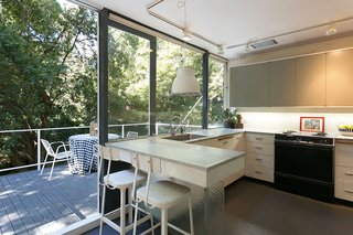 An Amazing Tree-Covered Glass House For Sale in the Berkeley Hills - Photo 10 of 20 -
