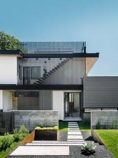This Hip Austin Home Is Strategically Connected to its Vibrant Neighborhood - Photo 1 of 4 -