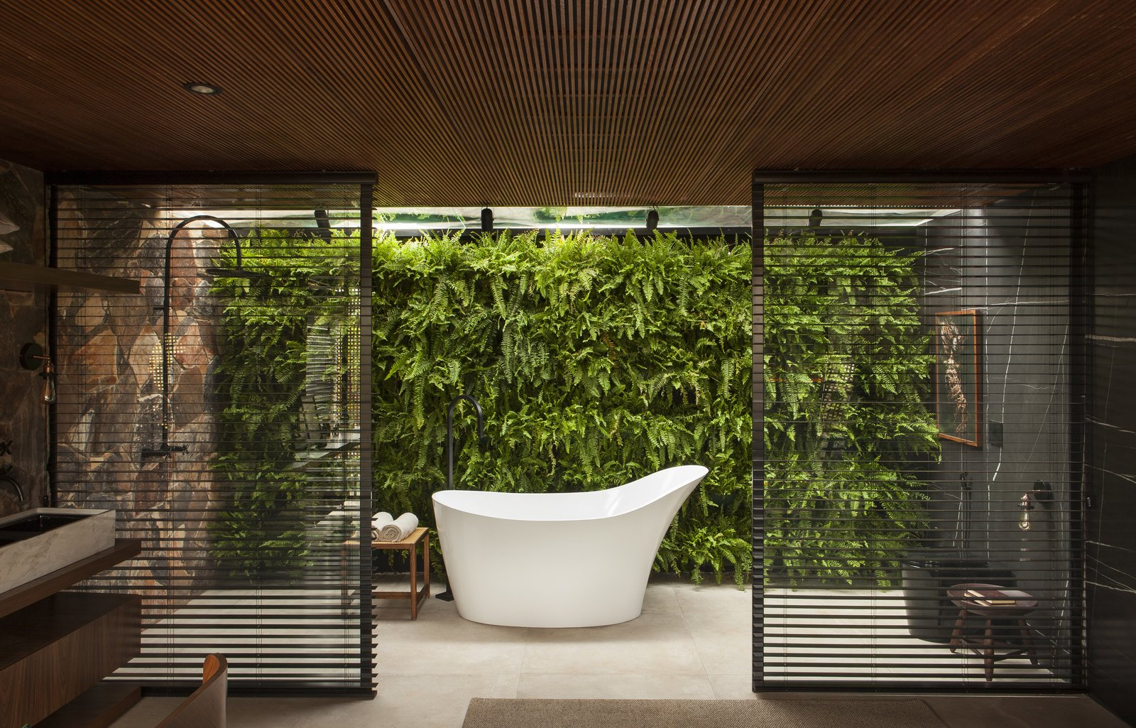 large home designs. Dwell s Top 10 Bathrooms of 2017 Modern living  home design ideas inspiration and advice