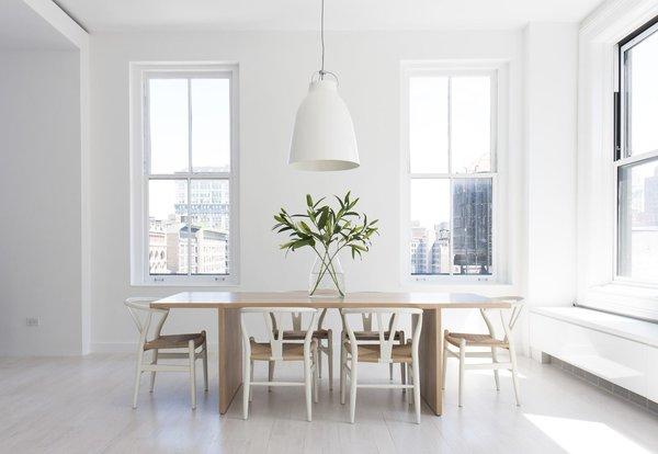 Resolution: 4 Architecture  Union Square Loft New York, NY  Dining  http://www.re4a.com/residential#/wadia-residence/ Photo 4 of Resolution: 4 Architecture - Union Square Loft modern home