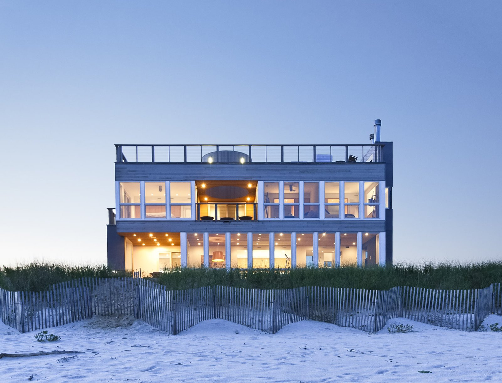High Quality Dune Road Beach House Modern Home In East Quogue, New York Byu2026 On Dwell Design Ideas
