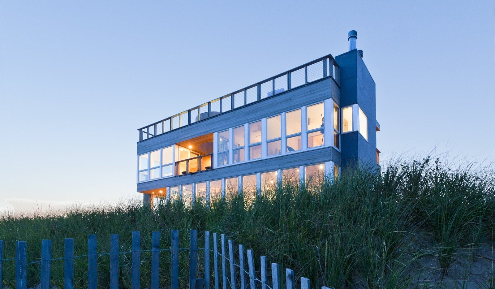 Dune Road Beach House