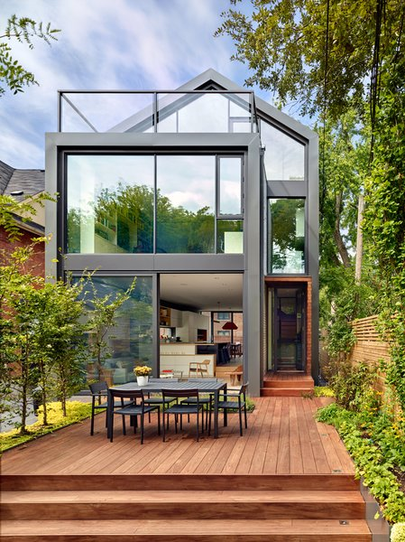 Photo  of Skygarden House modern home