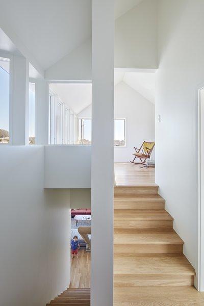 Split Level @ SAWtooth Ribbon Window Photo 5 of A-to-Z House modern home