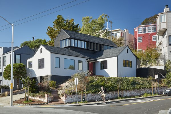 Perched on a Corner  Photo 8 of A-to-Z House modern home