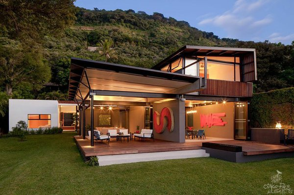 Photo 3 of PLK Lake House modern home