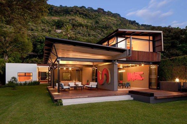 Photo 12 of PLK Lake House modern home
