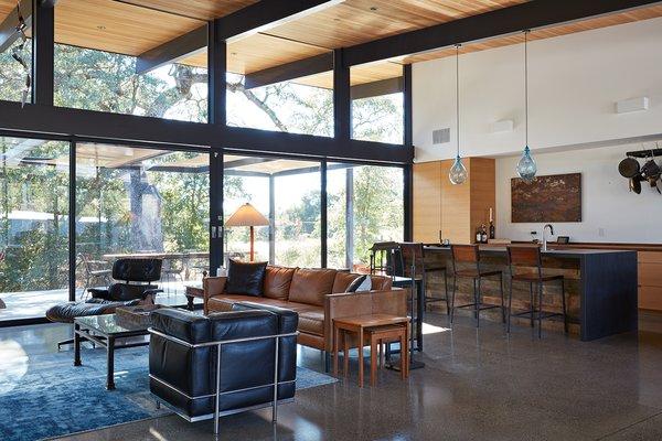 Sacramento Modern Residence by Klopf Architecture Photo 2 of Sacramento Modern Residence modern home