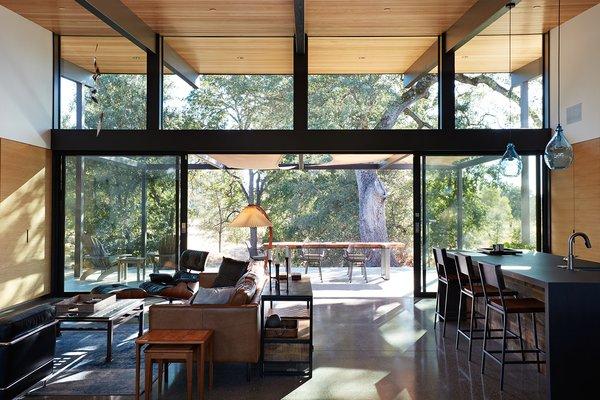 Sacramento Modern Residence by Klopf Architecture Photo 7 of Sacramento Modern Residence modern home