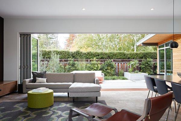 Photo 3 of San Carlos Midcentury Modern Remodel modern home