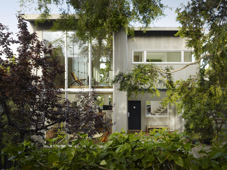 Potrero Residence - facade
