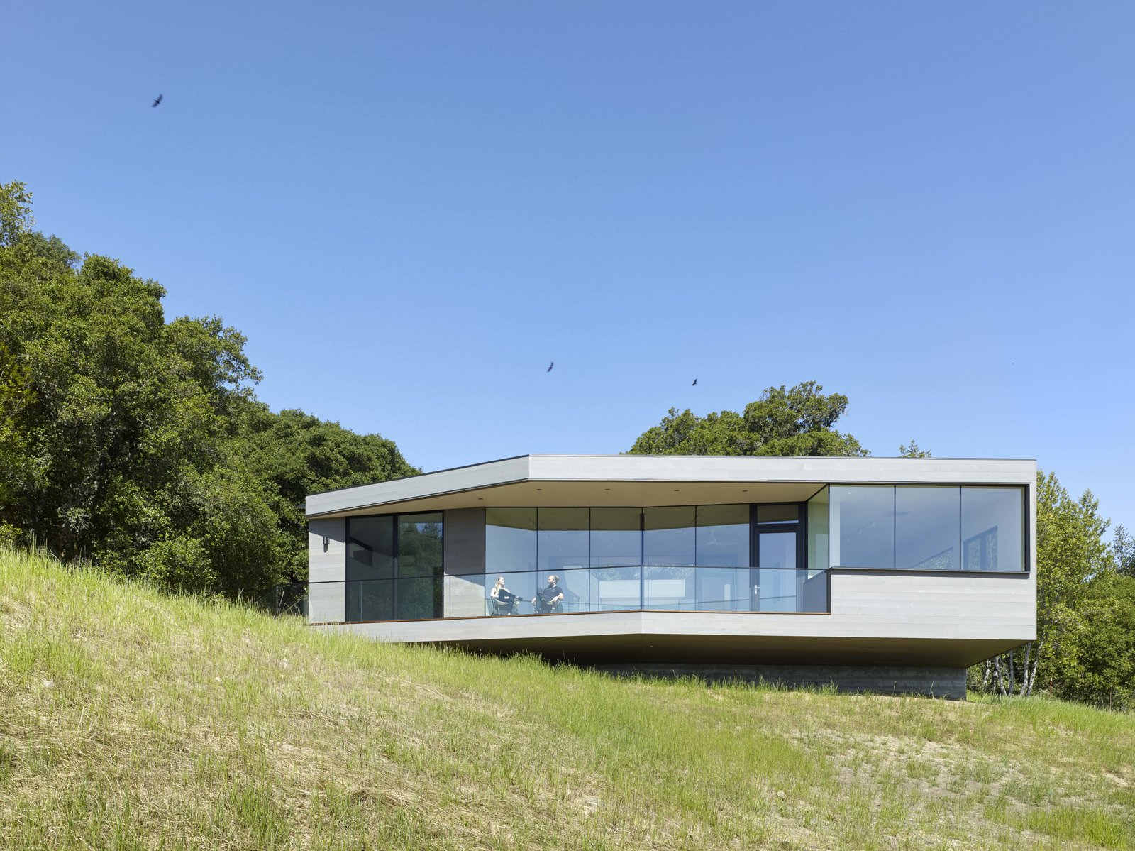 Box on the Rock by Schwartz and Architecture