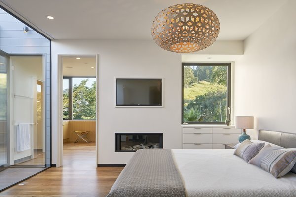 Modern home with bedroom. Photo 18 of 29th Street Residence