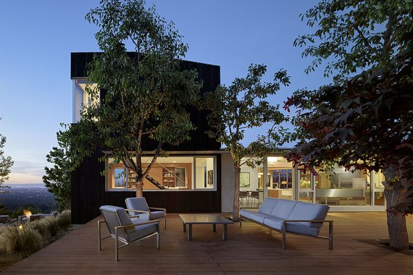 Photo 5 of Shou Sugi Ban House modern home