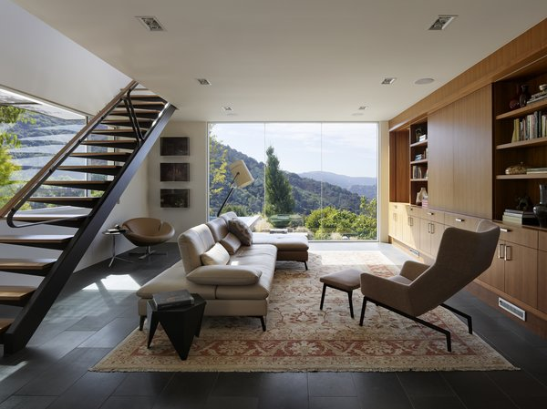 Photo  of Shou Sugi Ban House modern home