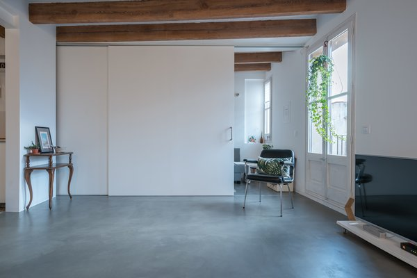 Operable Wall Photo 9 of Old Town Refurbishment modern home