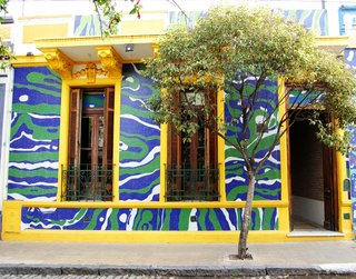 Discover One of the Most Colorful Streets in Buenos Aires