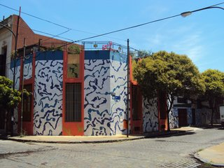 Discover One of the Most Colorful Streets in Buenos Aires - Photo 3 of 7 - Pasaje Lanín has become a tourist destination in a rapidly gentrifying district of the Argentine capital.
