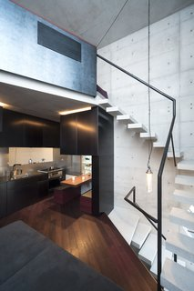 A Concrete Micro-House in Japan Works All the Angles - Photo 5 of 15 -