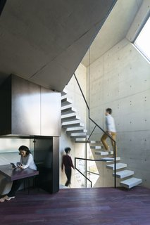 A Concrete Micro-House in Japan Works All the Angles - Photo 8 of 15 -