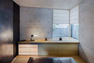 A Concrete Micro-House in Japan Works All the Angles - Photo 11 of 15 -